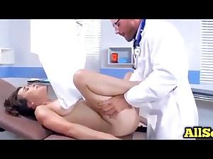Hardcore sex, doctors and patients