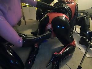Foxy slave and slutty V2