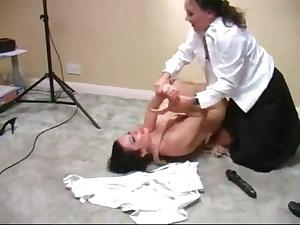Catfight Cop vs Nurse