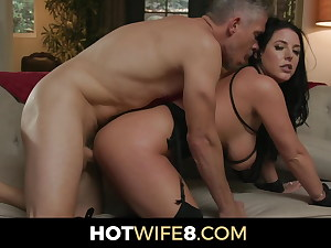 Angela White Is Trussed Up And Fucked Rough By Mick Blue