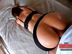 POV Rear end WITH Warm  Unexperienced MILF