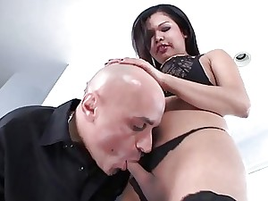 Transsexual water down Carmen screws a grizzly studs bore